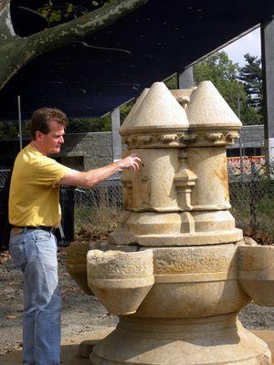 Lakeside fountain 10-6-12