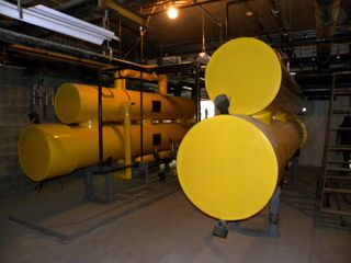 Lakeside tanks, yellow 10-6-12