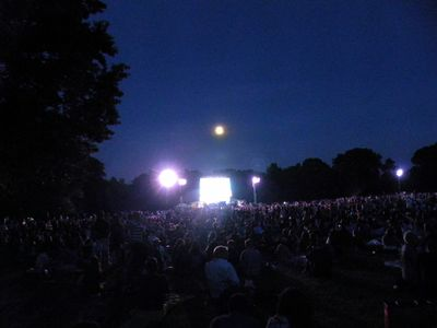 Tropfest by night 6-22-13