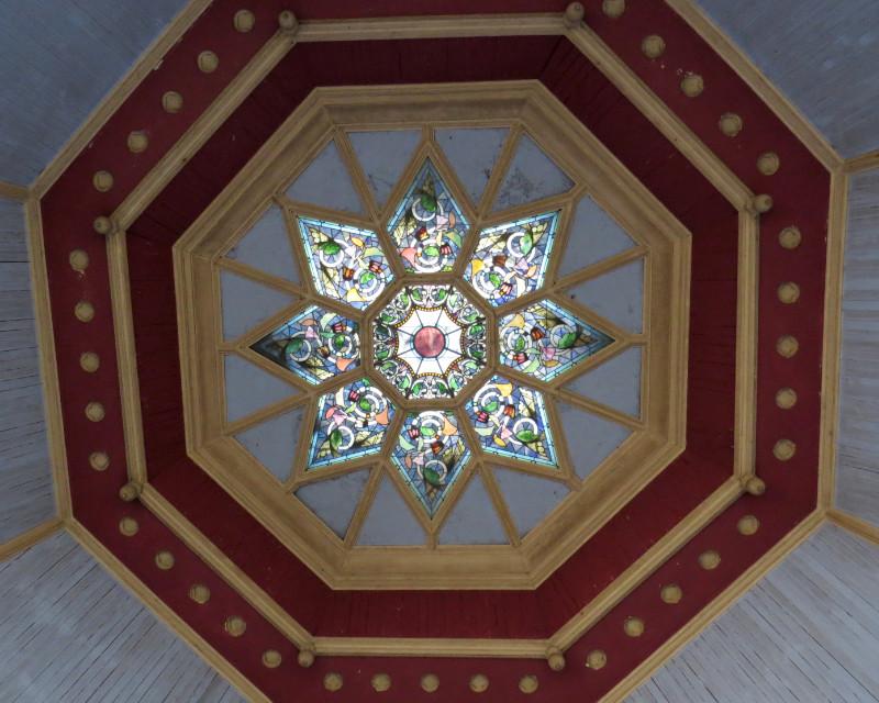 Oriental pav skylight 10-28-13