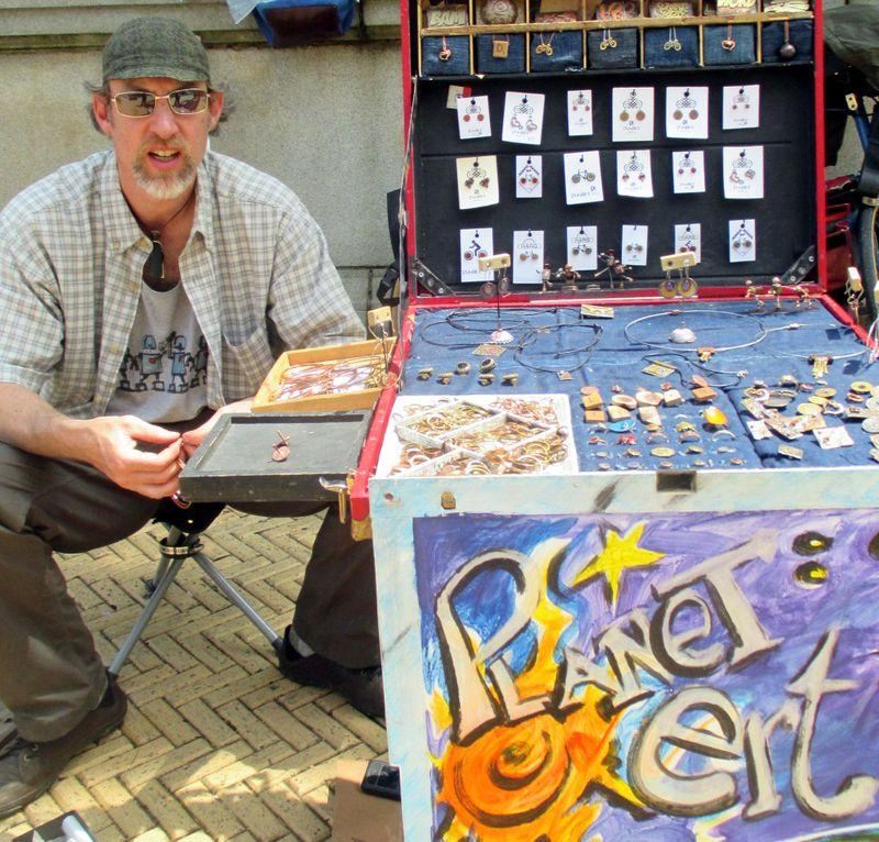 PPW artists Robert