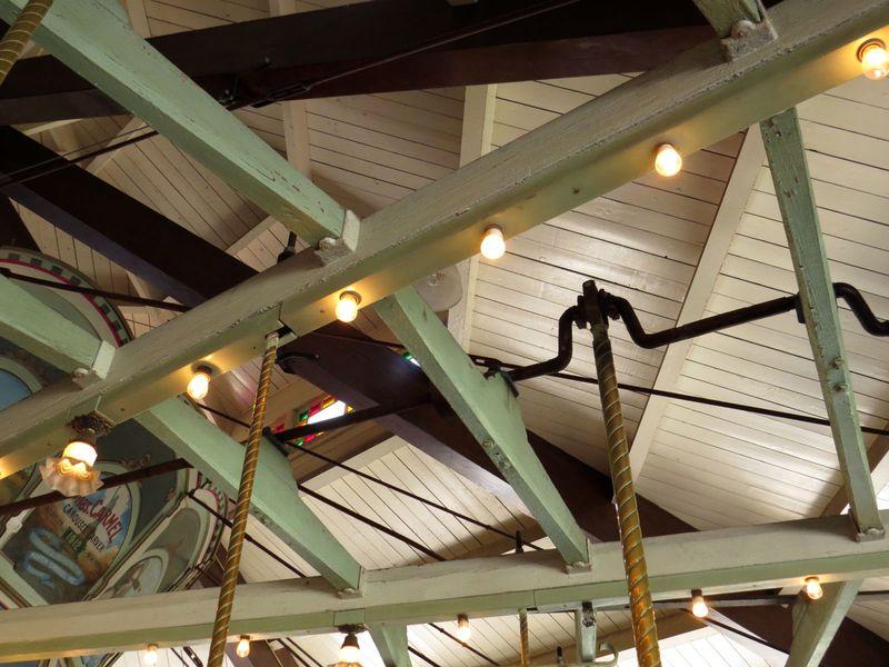 Carousel overhead