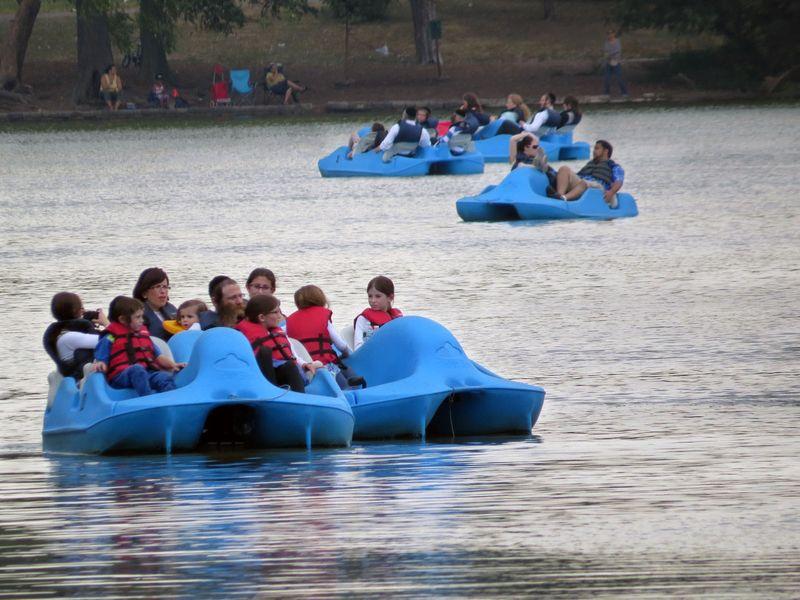 Smorg Lakeside boat rental