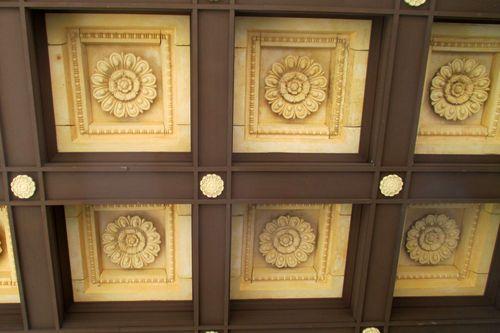 Shelter ceiling 4-10-16