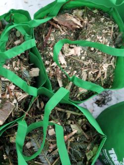 Treecycling mulch 1-8-17