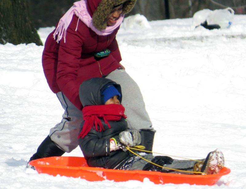 Orange sled 1-27-15