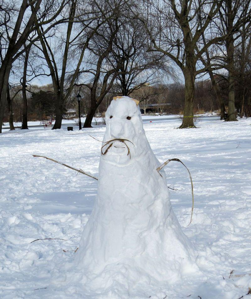 Snowman hipster 1-27-15