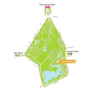 Smorg map